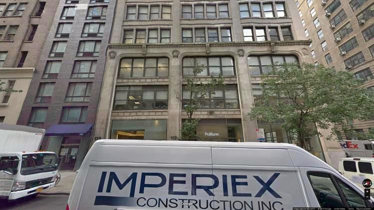 rent office 112-116 madison avenue