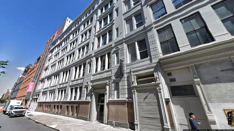 lease office 113-133 west 18th street