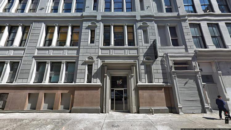 rent office 113-133 west 18th street