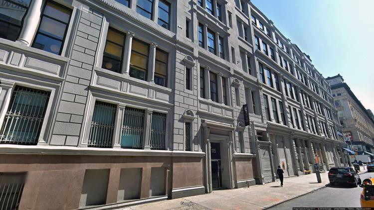 let office 113-133 west 18th street