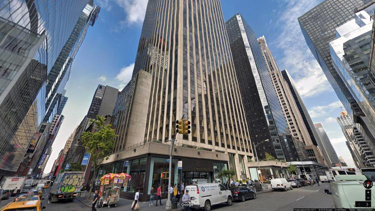 lease office 1133 avenue of the americas