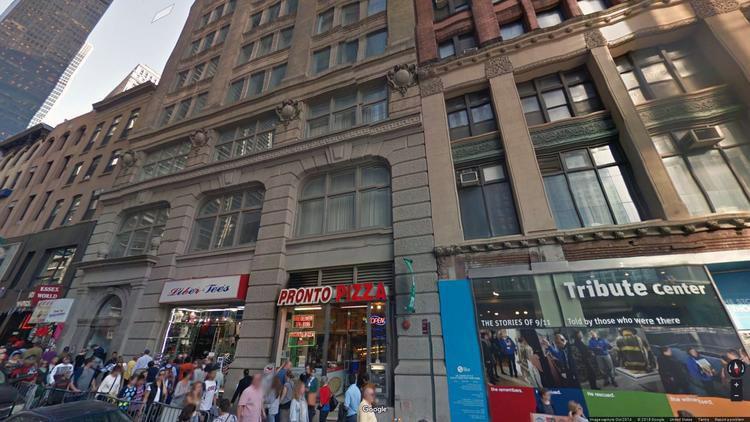 rent office 114 liberty street