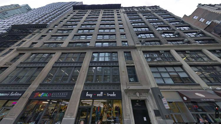 lease office 114 west 26th street