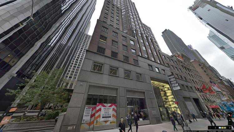 rent office 114 west 47th street