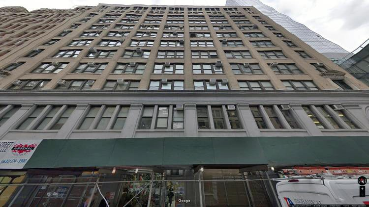 rent office 115-125 west 30th street