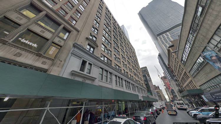 let office 115-125 west 30th street