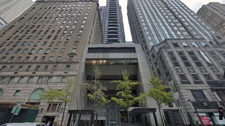 rent office 115 east 57th street