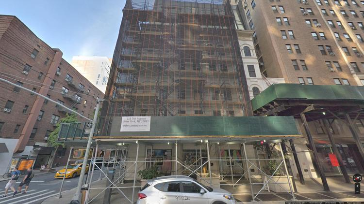 rent office 115 seventh avenue