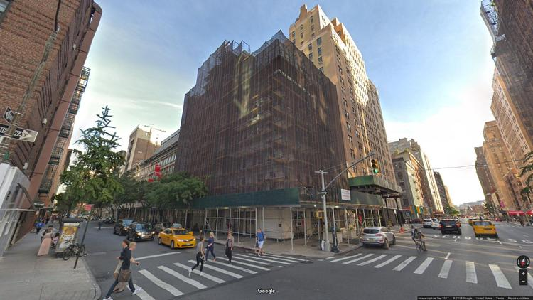 lease office 115 seventh avenue