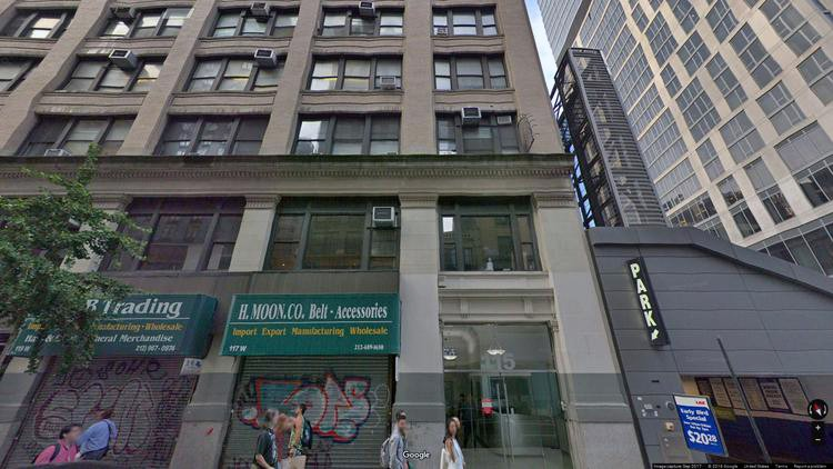 rent office 115 west 29th street