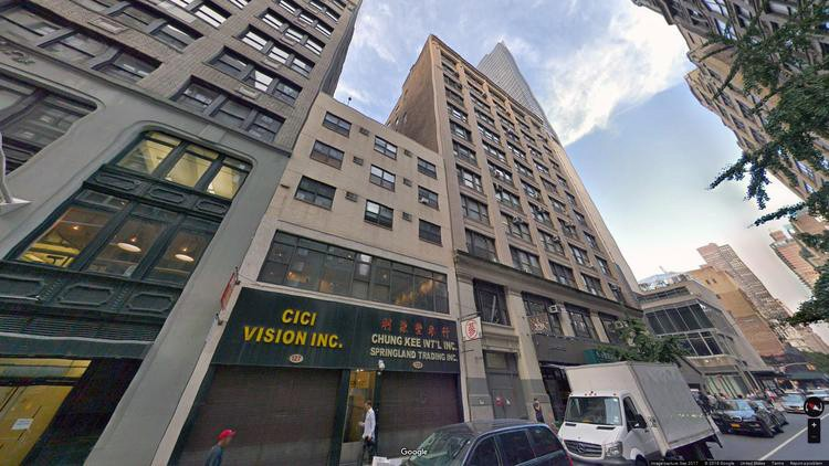 let office 115 west 29th street