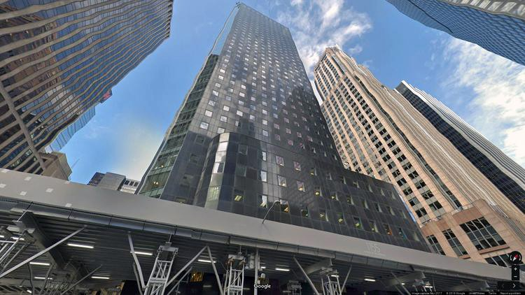 lease office 1155 avenue of the americas