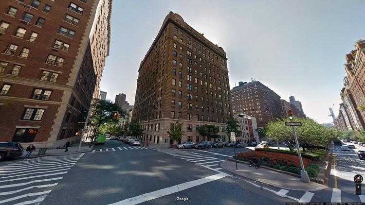 lease office 1155 park avenue