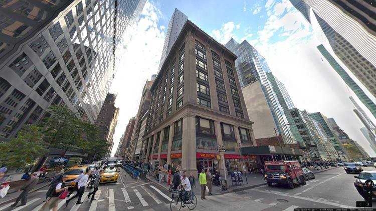 lease office 1156 avenue of the americas
