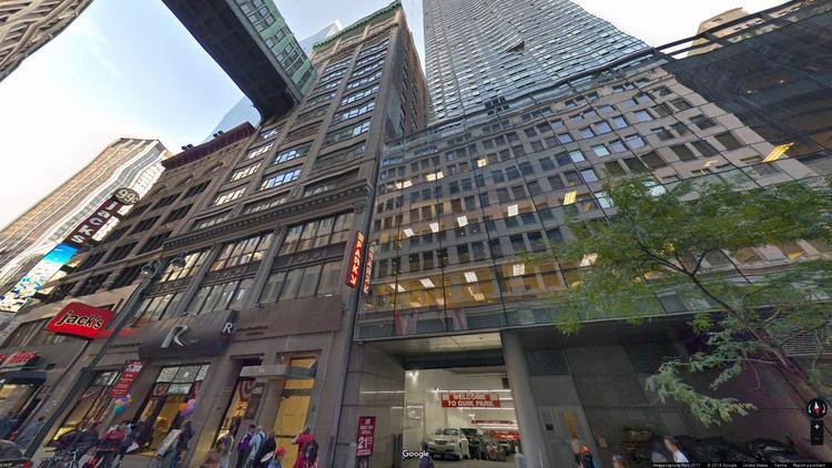 let office 116-120 west 32nd street