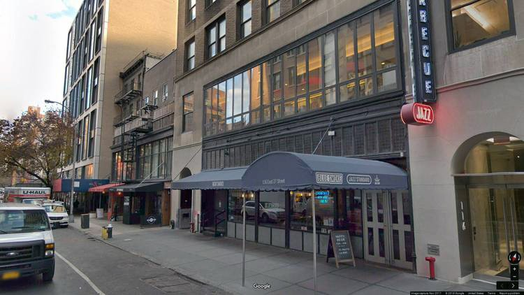 lease office 116 east 27th street