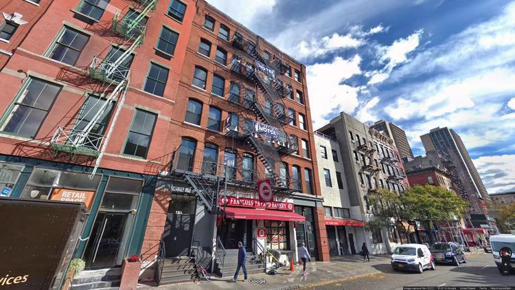 let office 116 west houston street