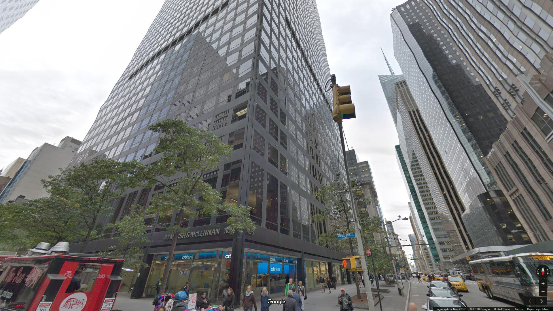 rent office 1166 avenue of the americas