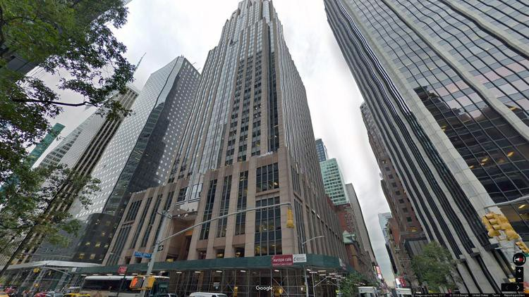lease office 1177 avenue of the americas