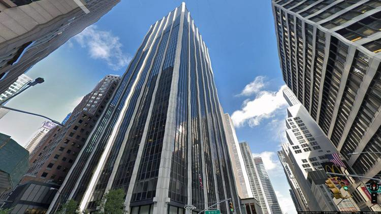 lease office 1185 avenue of the americas