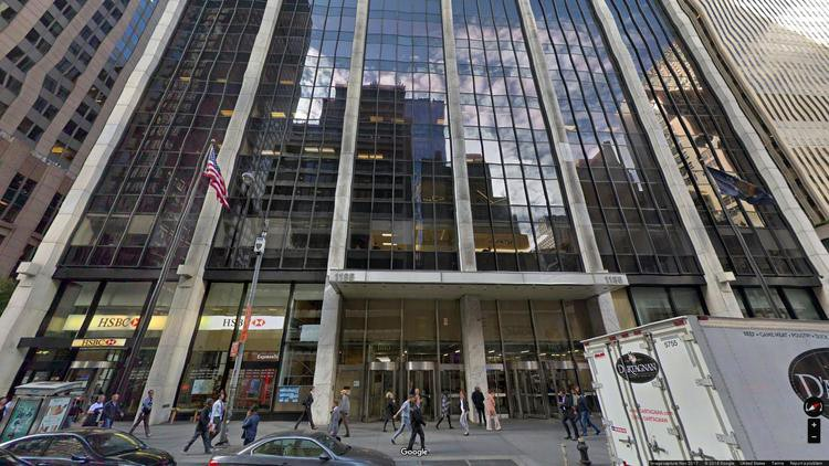 rent office 1185 avenue of the americas