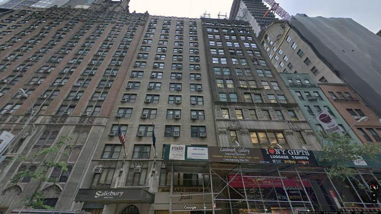let office 119-121 west 57th street