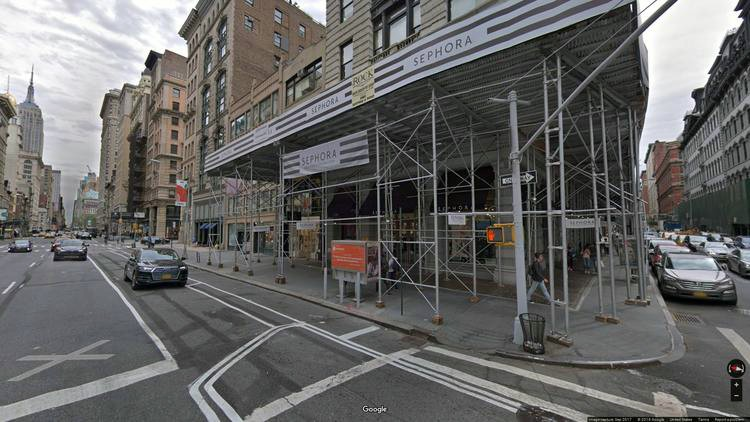 lease office 119 fifth avenue
