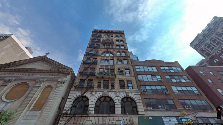 let office 119 west 23rd street