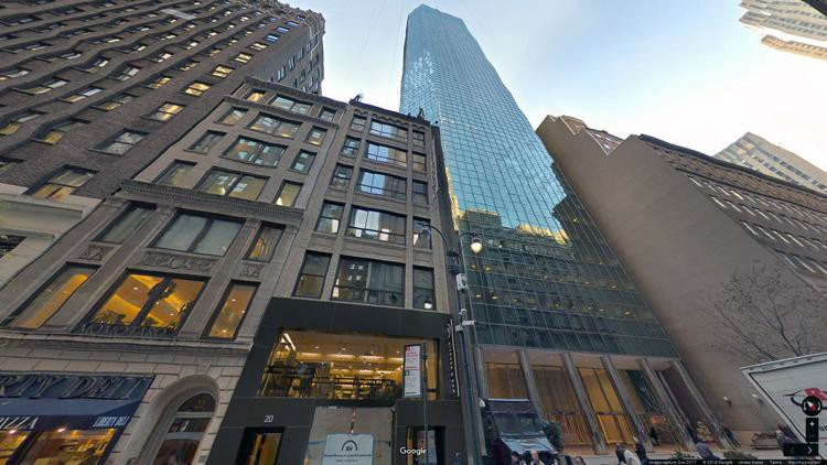 let office 12 east 49th street