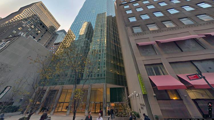 lease office 12 east 49th street