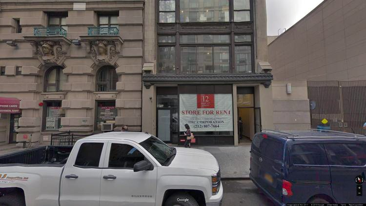 rent office 12 west 31st street