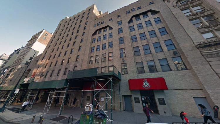 lease office 120-136 west 14th street
