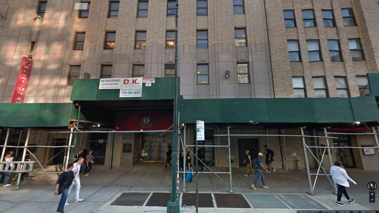 rent office 120-136 west 14th street