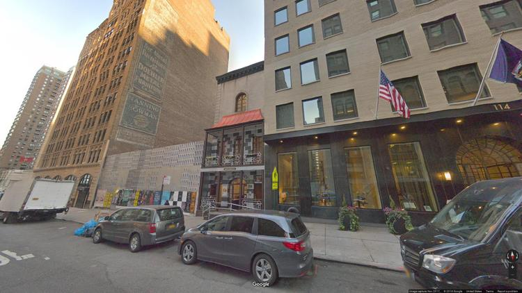 lease office 120 east 32nd street