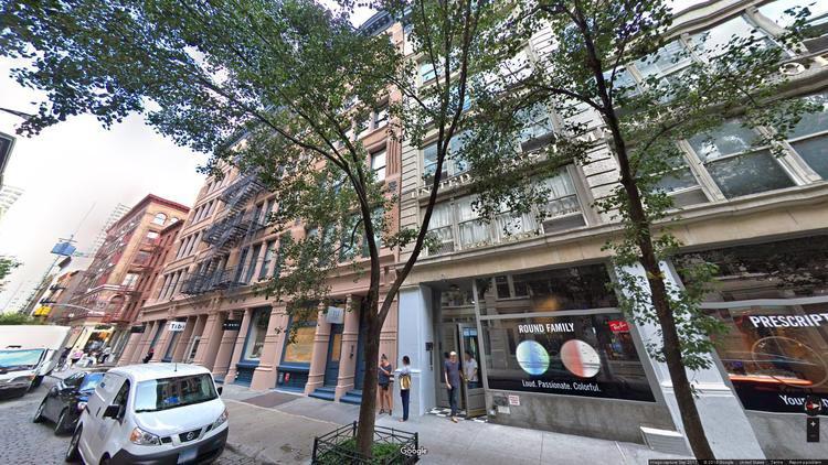 lease office 120 wooster street