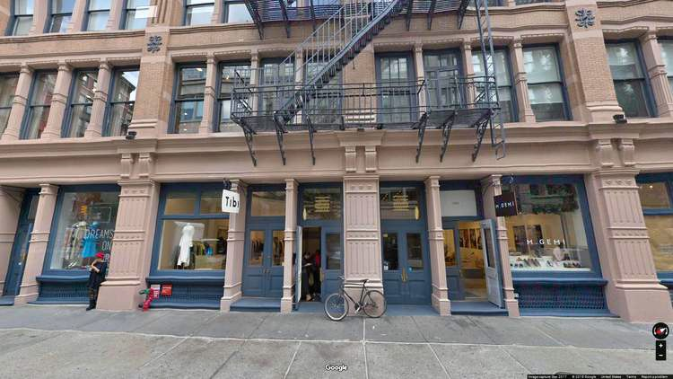 rent office 120 wooster street