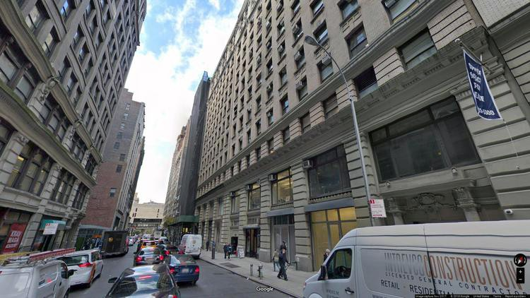 lease office 121-127 west 27th street