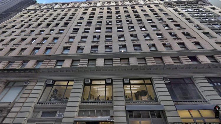 let office 121-127 west 27th street