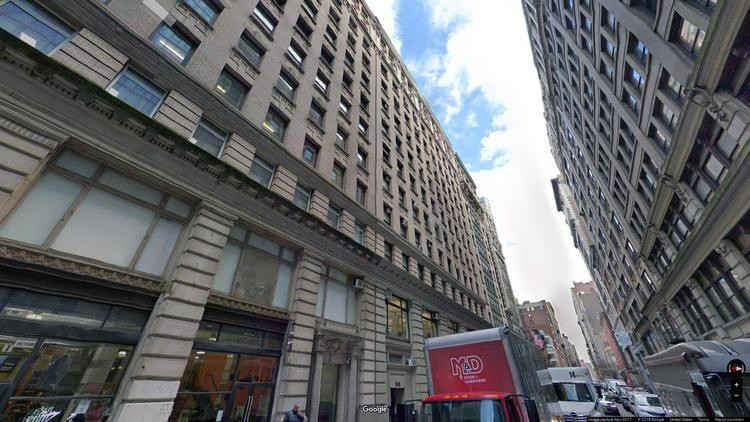 rent office 121-127 west 27th street
