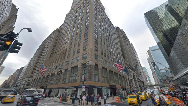 rent office 122 east 42nd street