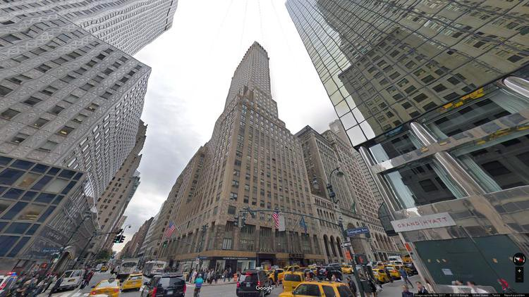 lease office 122 east 42nd street