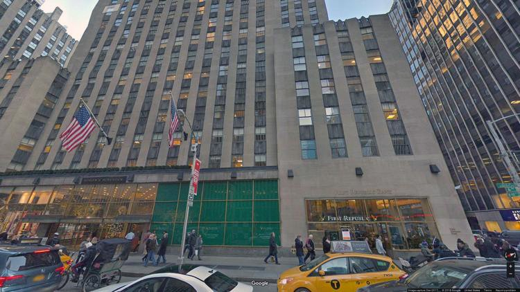 lease office 1230 avenue of the americas