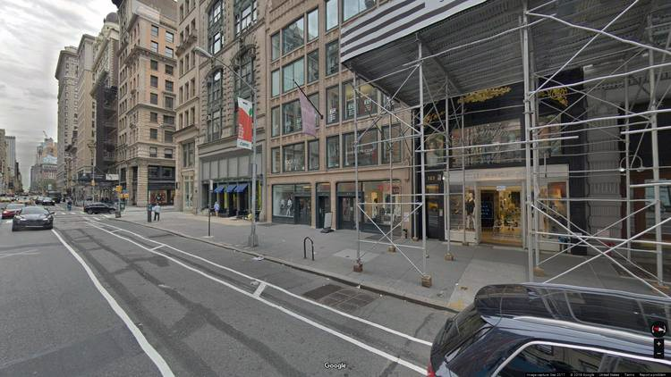 lease office 125-127 fifth avenue