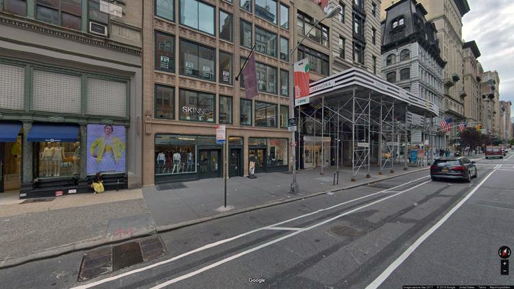 let office 125-127 fifth avenue