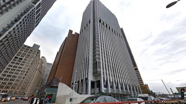 let office 125 broad street