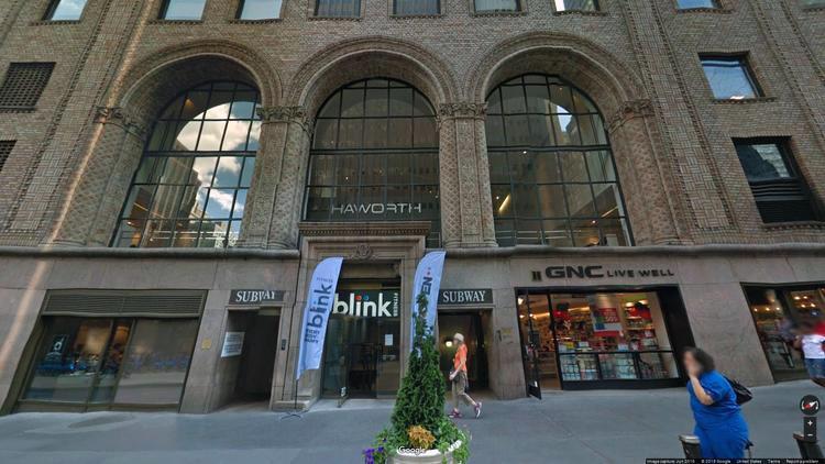 rent office 125 park avenue