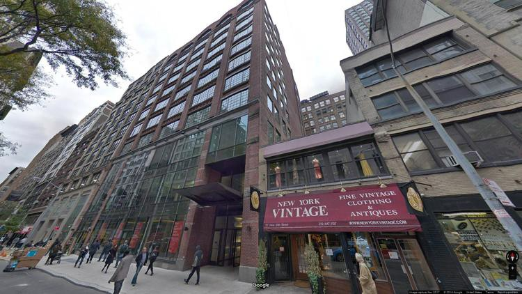 lease office 125 west 25th street