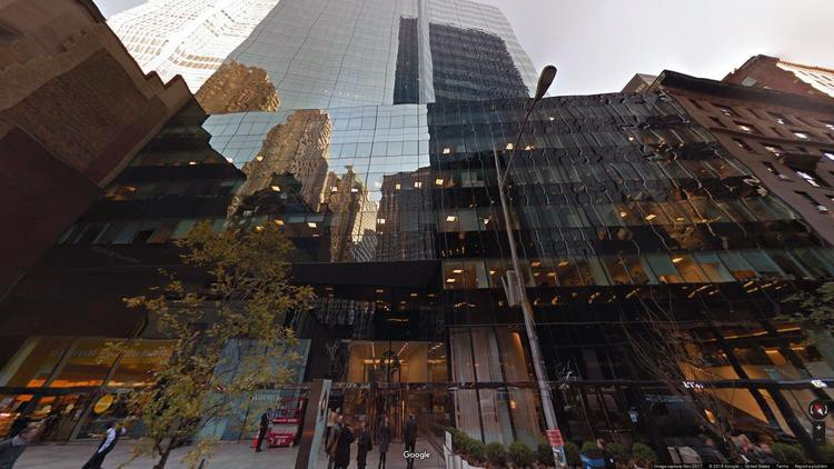 lease office 125 west 55th street