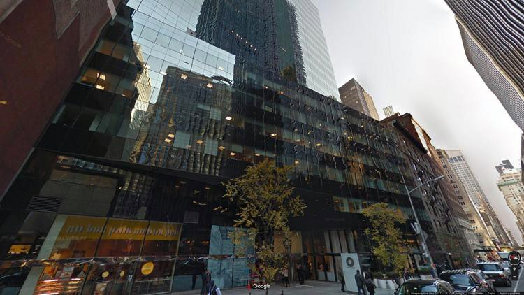 rent office 125 west 55th street