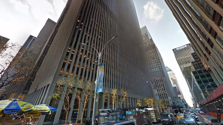 lease office 1251 avenue of the americas